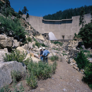 Dam Inundation Mapping (DSOD/CalOES)